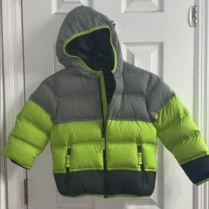 Snozu puff kids jacket